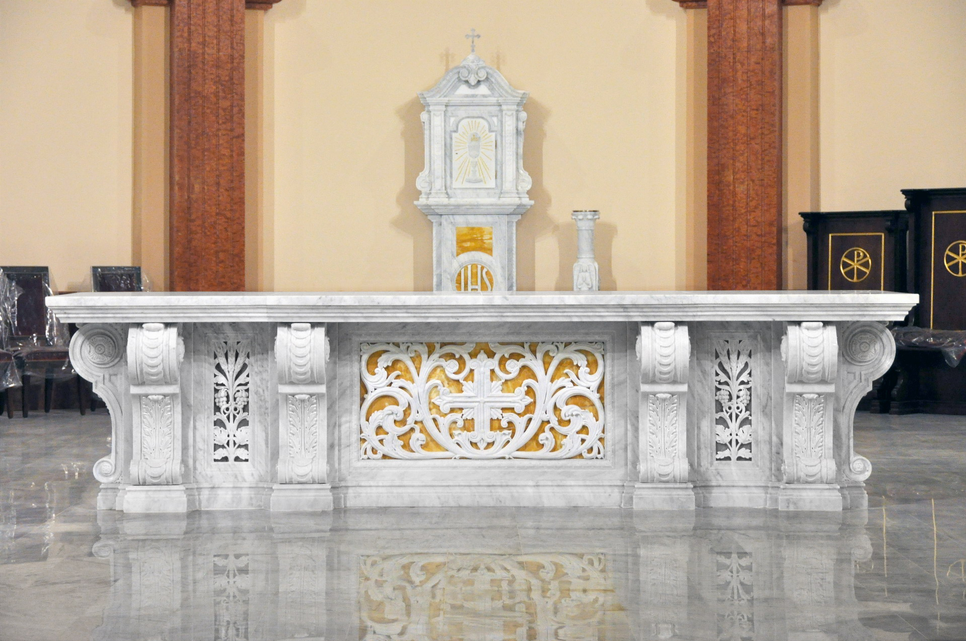 Cattedrale Mongomo 004